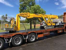 2015 Model Omme 3150 � 31.0 m Crawler Mounted Spider Lift - picture6' - Click to enlarge