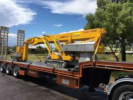 2015 Model Omme 3150 � 31.0 m Crawler Mounted Spider Lift - picture7' - Click to enlarge