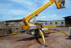 2015 Model Omme 3150 – 31.0 m Crawler Mounted Spider Lift