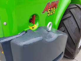Avant 528 Mini Loader for Beekeepers - picture18' - Click to enlarge