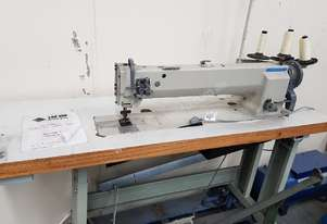 JUKI/HIGHLEAD/DUMA Industrial SEWING MACHINES (6) OVERLOCKERS (2) From $850. PORTABLE FABRIC CUTTERS