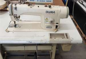 JUKI/HIGHLEAD/DUMA Industrial SEWING MACHINES & OVERLOCKERS from $ 385. FABRIC CUTTERS. SUBLIMATION