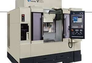 Makino   V33i High Precision