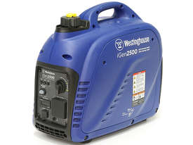 New WESTINGHOUSE 2.5kVA INVERTER Generator (iGen2500) - picture2' - Click to enlarge