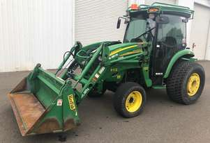John Deere 4720 eHydro Front End Loader Bucket