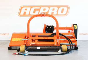 FLAIL MOWER HEAVY DUTY HYDRAULIC SIDE SHIFT 155