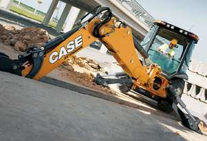 CASE 580SN N-SERIES BACKHOE LOADERS