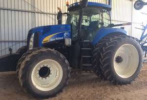 New Holland T8050 FWA/4WD Tractor