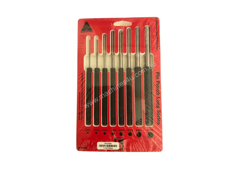 Pin Punch Set Sutton Tools Long Series - 8 Piece