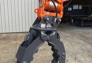 Daehan Australia Hydraulic Fixed Multi Grapple