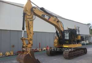 CATERPILLAR 321DLCR Track Excavators