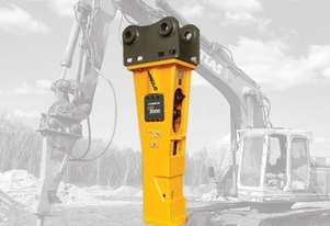 Indeco HP2000 Rock Breaker suits 15 - 25 T Excavators