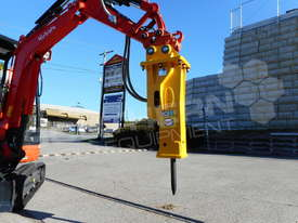 Silence Hydraulic Hammers UBT20S Excavator rock breaker ATTUBT - picture1' - Click to enlarge