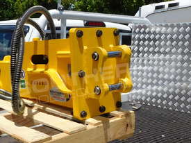 Silence Hydraulic Hammers UBT20S Excavator rock breaker ATTUBT - picture2' - Click to enlarge