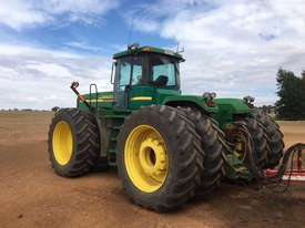 John Deere 9420 FWA/4WD Tractor - picture2' - Click to enlarge