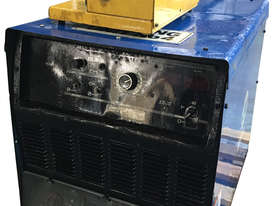WIA MIG Welder Weldmatic Constructor DC65 3Phase 415 Volt  with W19 Wire Feeder  - picture0' - Click to enlarge