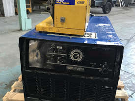 WIA MIG Welder Weldmatic Constructor DC65 3Phase 415 Volt  with W19 Wire Feeder  - picture1' - Click to enlarge