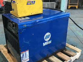 WIA MIG Welder Weldmatic Constructor DC65 3Phase 415 Volt  with W19 Wire Feeder  - picture2' - Click to enlarge