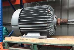 55 kw 75 hp 6 pole 415 volt Pope AC Electric Motor