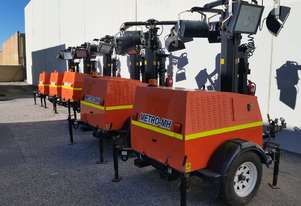 JLG Industries  Light Towers 6 Available