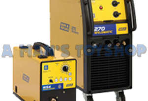 MIG WELDER 270 AMP REMOTE PACKAGE