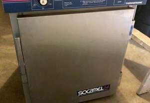 SOCAMEL THERMATRONIC, Reheating Oven