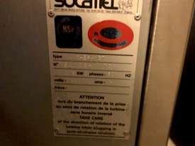 SOCAMEL THERMATRONIC, Reheating Oven - picture1' - Click to enlarge