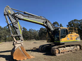 Volvo EC360CL Tracked-Excav Excavator - picture0' - Click to enlarge