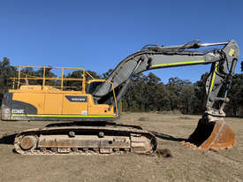 Volvo EC360CL Tracked-Excav Excavator - picture1' - Click to enlarge