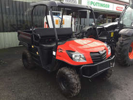 Kioti Mechron 2200 Standard-Side by Side All Terrain Vehicle - picture0' - Click to enlarge