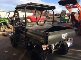 Kioti Mechron 2200 Standard-Side by Side All Terrain Vehicle - picture1' - Click to enlarge