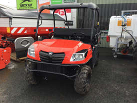 Kioti Mechron 2200 Standard-Side by Side All Terrain Vehicle - picture2' - Click to enlarge