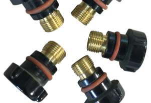 Profax Back Cap Short PX57Y04 TIG Torch- Pack of 5