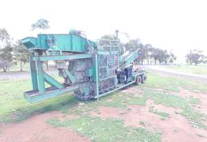 Sbm   Mobile Crushing Plant