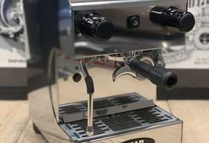 SAB MAIKA 1 GROUP BRAND NEW SEMI AUTOMATIC STAINLESS ESPRESSO COFFEE MACHINE