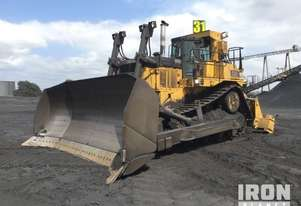 Caterpillar 1997 Cat D10R Crawler Dozer