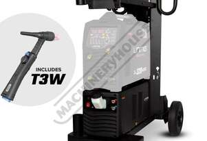 W176K Water Cooled Welder Trolley & Tig Torch System JRTIG320TROLLEY + SR18-4MCP50 Suits Razor 320AC