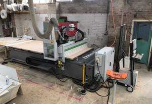 CNC Machine  - Biesse Klever express pack with pusher