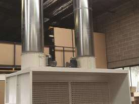 Wet & Dry Spray Booths  - picture1' - Click to enlarge