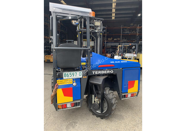 Terberg Kinglifter Forklift For Sale!
