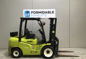 Clark GTS30D Diesel Counterbalance Forklift