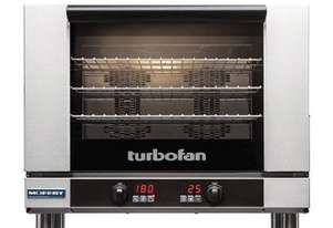 TURBOFAN E28D4 - 4 TRAY DIGITAL ELECTRIC CONVECTION OVEN