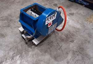 Rotary Valve (Drop Through), IN/200mm L x 200mm W