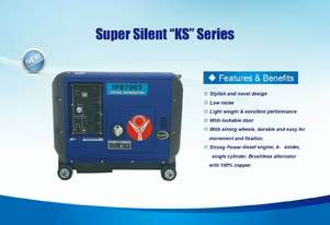 "Conon Motor Super Silent ""KS"" Series"