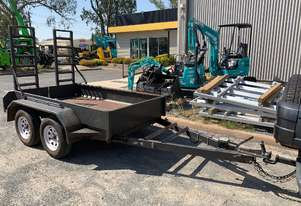Titan Box Plant trailer for sale