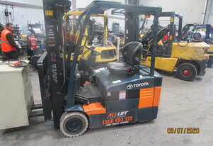 Toyota   1.8t Electric Forklift