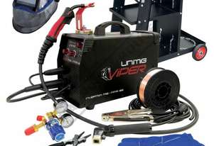 VIPER 182 Multi-Function Inverter Mig Welder Package Deal 30-180 Amps, #KUMJRVW182 Includes Auto Hel