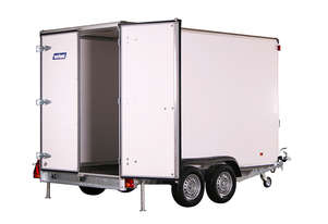Variant CVB35 2705 - Enclosed Cargo Trailer (11x8 ft)