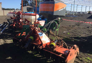 Kuhn HRB252 Power Harrows Tillage Equip