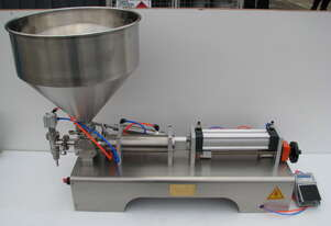 Stainless Steel Single Head Piston Filler 50-500ml GIWG
